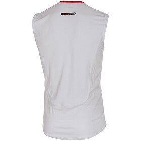 Castelli Prosecco Sleeveless Baselayer Jersey Men white